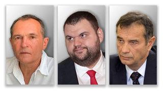 САЩ санкционираха Васил Божков, Делян Пеевски и Илко Желязков за корупция