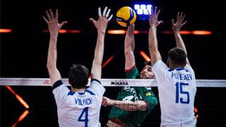 Волейболните национали допуснаха десетата си загуба в Лигата на нациите