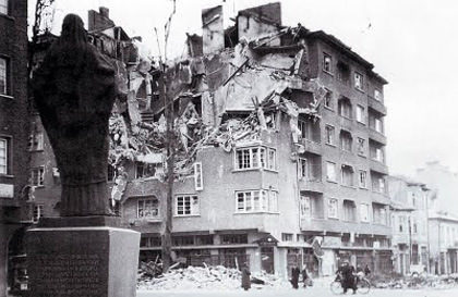 Бомбардировките на София - съгласувани и продължени по настояване ...